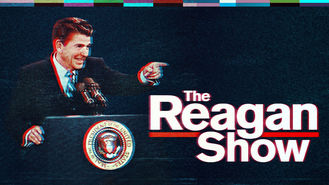 Netflix Box Art for Reagan Show, The