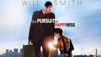 Netflix box art for The Pursuit of Happyness