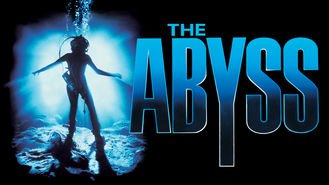 Netflix box art for The Abyss